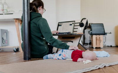 Hlídání dětí zajímá jak firmy, tak lidi pracující v home office