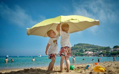 Kam na dovolenou s dětmi a co dělat, když nedostanete volno v práci?