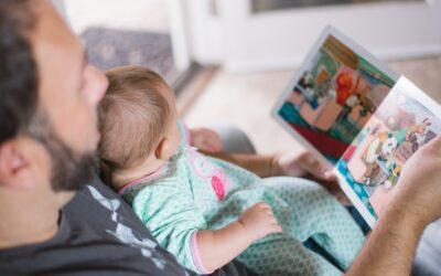 Proč je otec důležitý pro rozvoj dítěte? Přinášíme vám tři důležité důvody: